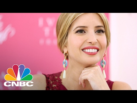 , title : 'Ivanka Trump Brand Booming In China: Bottom Line | CNBC'