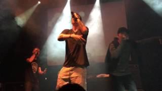 Da Gudda Jazz - Элвис (legenda), клуб Brooklyn, Москва, 03.12.16, #dgjlegenda