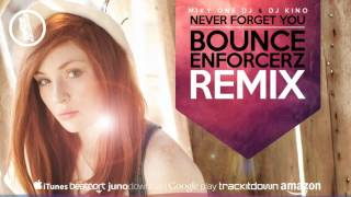 DNZF174 // MIKY ONE & DJ KINO - NEVER FORGET YOU BOUNCE ENFORCERZ REMIX (Official Video DNZ RECORDS)