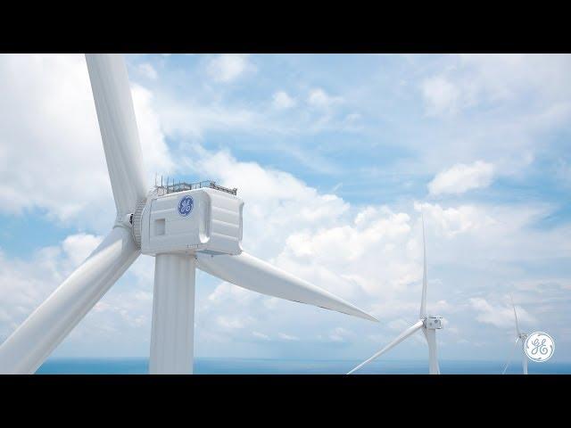 World's Largest Offshore Wind Turbine | Haliade-X | GE