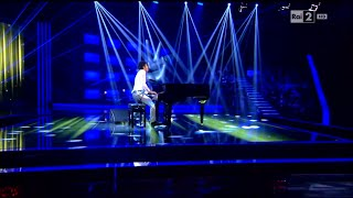 Fabio De Vincente - Say something | The Voice of Italy | Blind INTEGRALE
