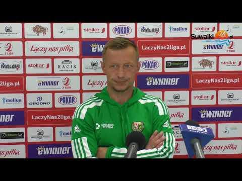 Wigry Suwałki – Śląsk II Wrocław 1:0. Bijatyka, z której zwycięsko wyszli Biało-Niebiescy