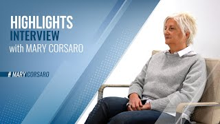 Highlights | Interview with Mary Corsaro