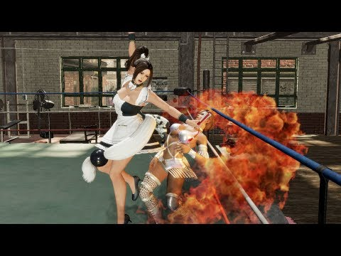 DEAD OR ALIVE 6 PC Ranked Match P.154