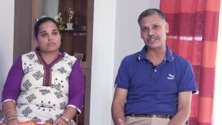 Check out what Mr Mrs Nandakumar have to say about the SOBHA experience