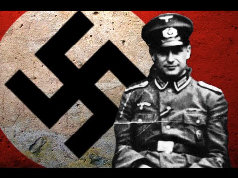 See this Nazi? Why did the CIA protect The Butcher of