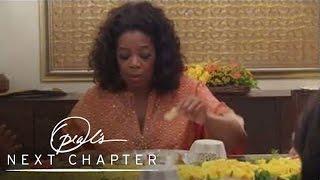 Oprah's First Traditional Indian Meal | Oprah's Next Chapter | Oprah Winfrey Network