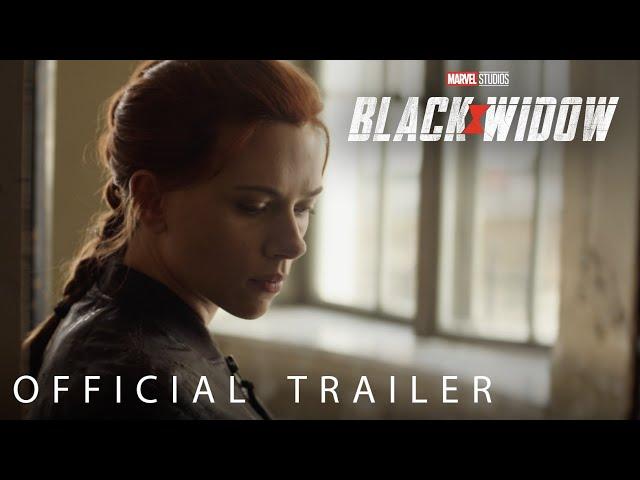 Black Widow (July 9)  Trailer