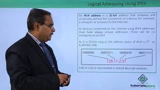 Logical Addressing Using IPV4