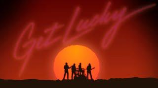 Daft Punk   Get Lucky (Daft Punk Remix) [feat. Pharrell Williams] DaftSep Official Music Video