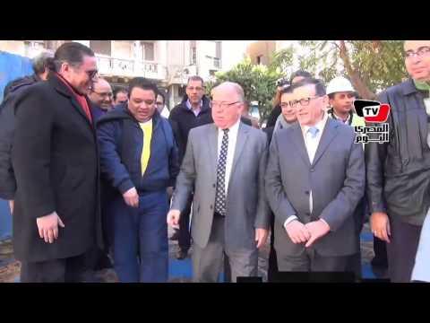 بحضور وزير الثقافة.. وضع حجر الأساس على «مسرح مصر»