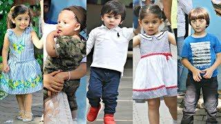 Shahid Kapoor Daughter Misha Kapoor Birthday Party  - Taimur , Zain , Inaaya , Abram, Roohi