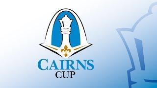 2019 Cairns Cup: Тур 9