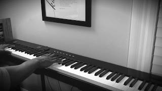 I Love you Forever/Glory To GOD by Tye Tribbett | Piano Instrumental