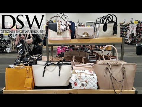 DSW Purse Handbags SHOP WITH ME ALDO 2019