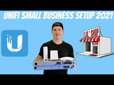 , title : 'Unifi Small Business setup 2021