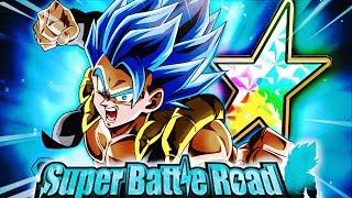 dokkan battle gogeta blue fusion team - TH-Clip