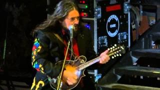 2013-05-10, Zac Brown Band, Red Rocks (CO), Martin