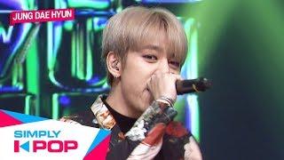 [Simply K-Pop] JUNG DAE HYUN(정대현) _ Aight(아잇) _ Ep.384 _ 101819
