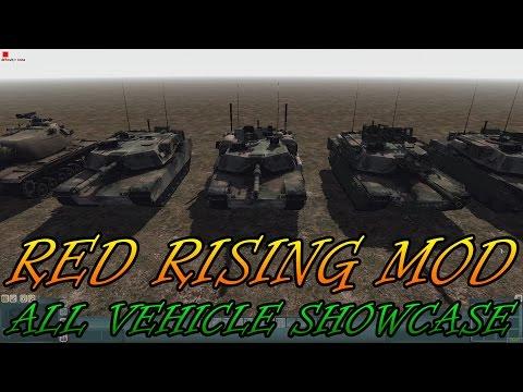 Red rising mod скачать торрент