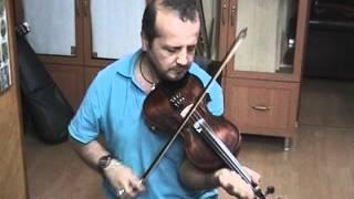 Gürsel Torun Keman Taksim - Veysel Müzik Evi Yapımı Keman
