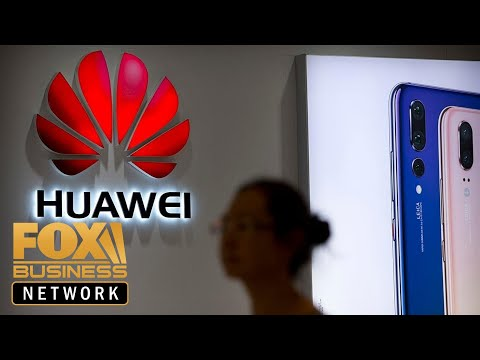 Fox Business Exclusive: Inside Chinese Tech Giant Huawei | Part 2