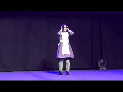 "Cosplayn SM, Solo Category - Aki ""Iora"" Orakas as Alice from Alice: Madness Returns"