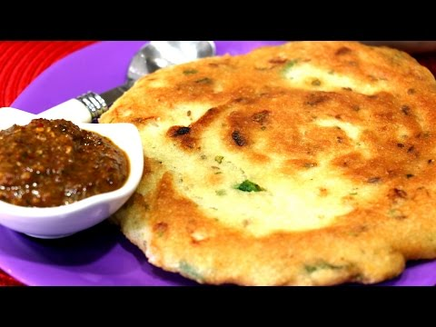 Dibba Rotti – Easy Andhra Breakfast Recipe