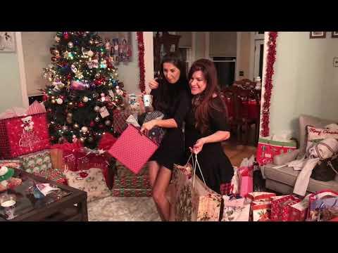 Fatima & Valdeci Christmas Party 2018