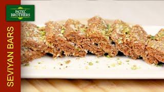 Seviyan Bars (Vermicelli Dessert Bars)