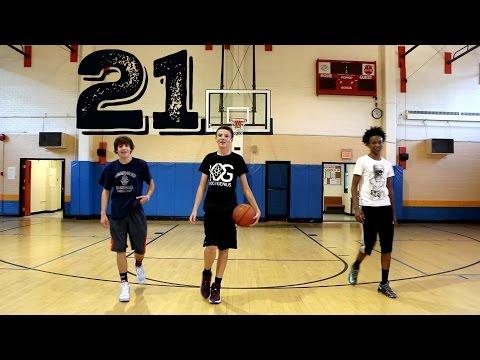 21 basketball game
