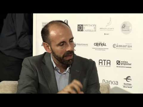 Entrevista a Javier Megias en el #DPECV2014