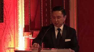 ACF Annual Awards Gala Dinner 2017 at The Kensington Palace/ Speech by Dr. Frank Cintamani