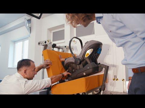 AVIONAUT PIXEL – the lightest safety seat with EPP | Knauf Industries - zdjęcie