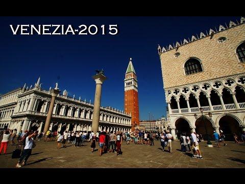 VENEZIA 2015 FULL HD San Marco Canal Gra
