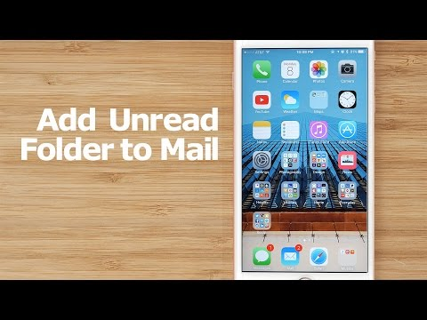 "How to Create an ""Unread"" Folder in the iOS Mail App"