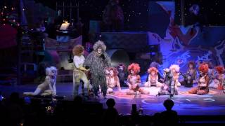 The Moments of Happiness, Gus the Theater Cat, and Growltiger's Last Stand