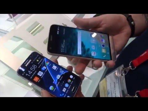 Foto LG G5 vs Samsung Galaxy S6