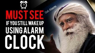 Why You Should Never Wake Up Using An Alarm Clock!