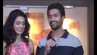 Vicky Kaushal and Sarah Jane Dias Talks About Their Wildest Fantacy