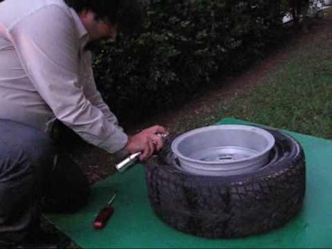 comment poser un pneu la r ponse est sur. Black Bedroom Furniture Sets. Home Design Ideas
