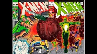 X-Men Capítulo 82: The X-Men #54 | The X-Men #55