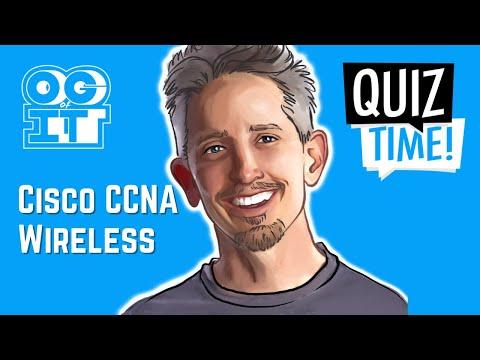 Edited Recording: Wireless Quiz, Tutorial, & Demos | Cisco CCNA ...