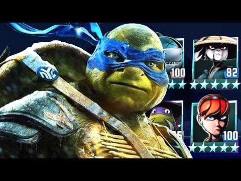 Ninja Turtles Legends PVP HD Episode - 453 #TMNT
