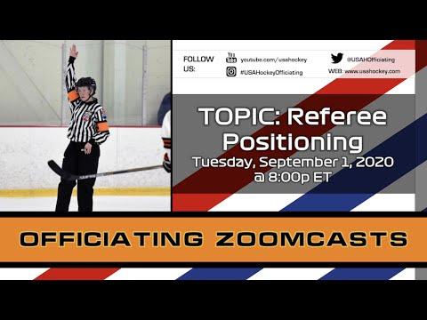 OZ | E 11 | Referee Positioning - YouTube