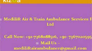 Light Jets Air Ambulance Service in Mumbai with Medical Facility
