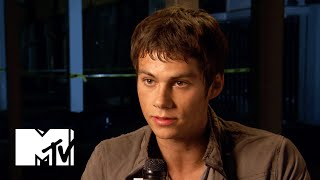 Бегущий в лабиринте, 'Maze Runner: The Scorch Trials' Exclusive First Look At The Set | MTV News