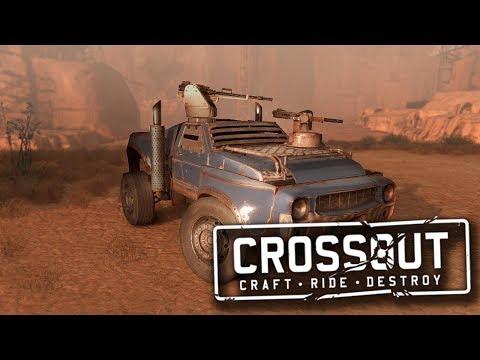 MÁM NEJLEPŠÍ AUTO V CROSSOUTU?! - Crossout