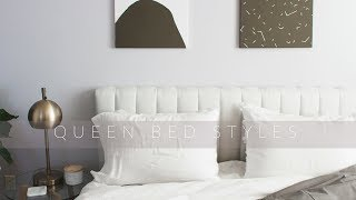 BACK TO SCHOOL- QUEEN BED STYLES