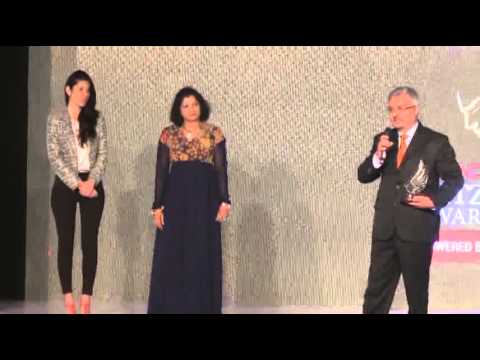 Rajib Hota - AUDI RITZ ICON AWARDS (Chennai Edition) - 2014